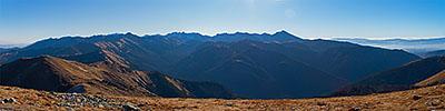 Cicha Dolina Liptowska z Małołączniaka